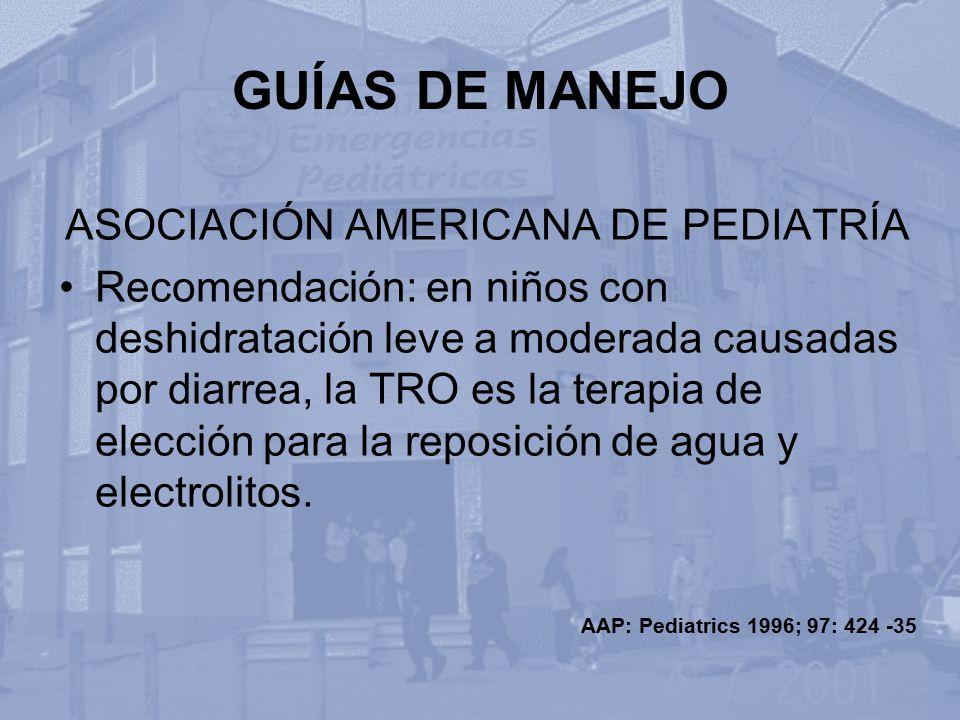 ASOCIACIÓN AMERICANA DE PEDIATRÍA