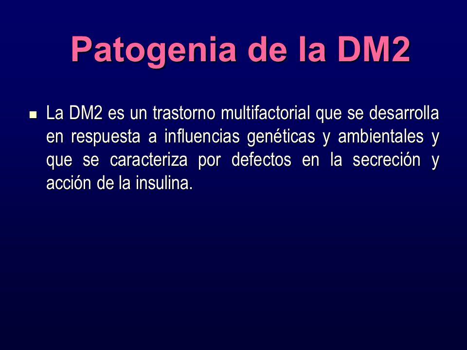 DEFINICIÓN La Diabetes Mellitus (DM) es un grupo de