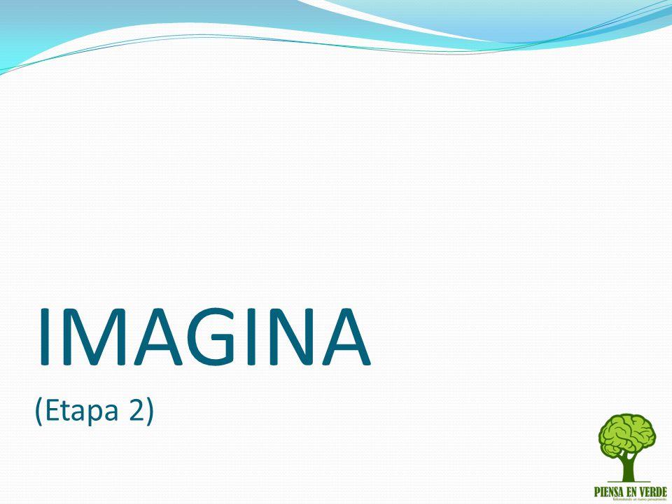 IMAGINA (Etapa 2)