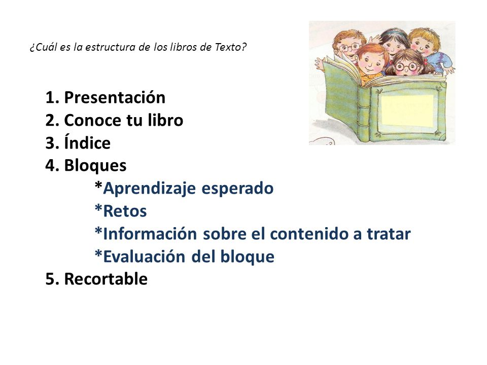 *Aprendizaje esperado *Retos *Información sobre el contenido a tratar
