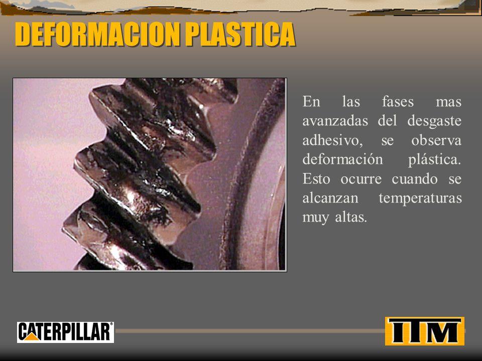 DEFORMACION PLASTICA