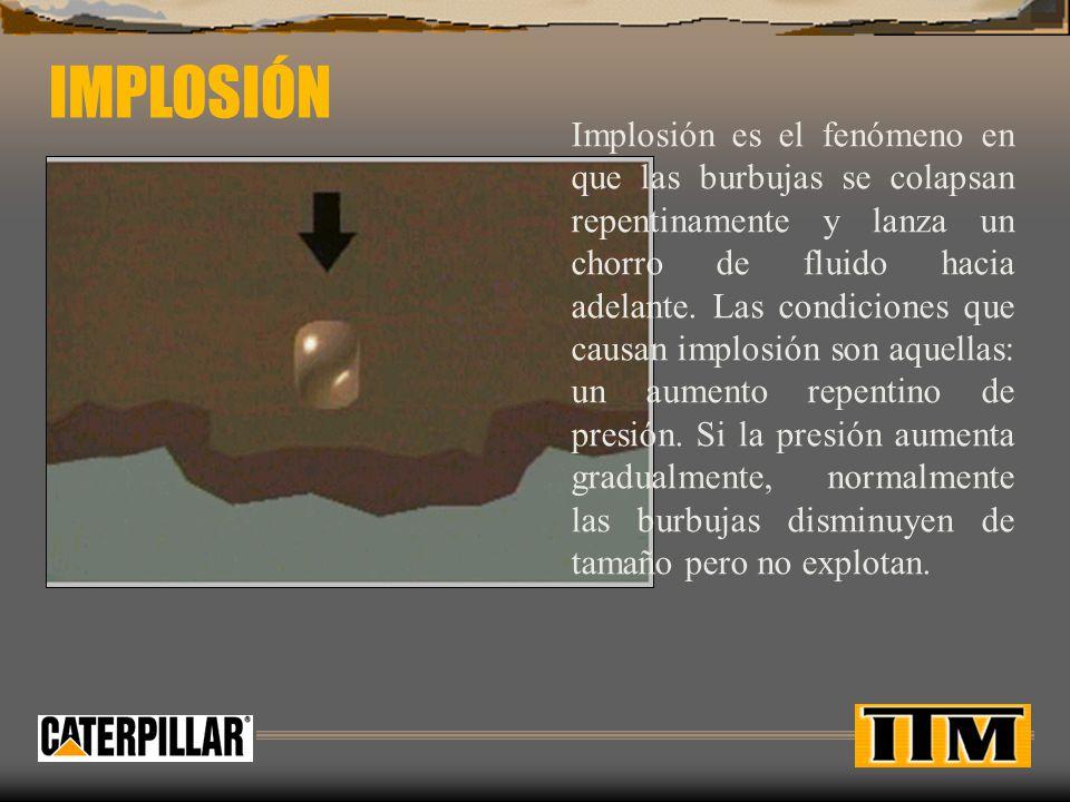 IMPLOSIÓN