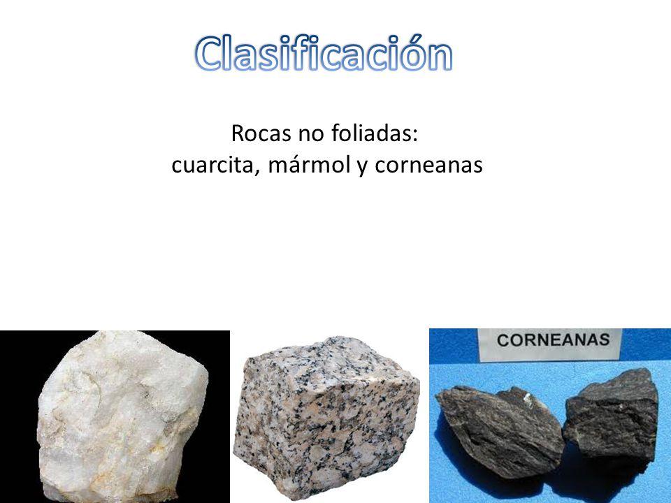Rocas metamorficas ppt video online descargar for Marmol clasificacion