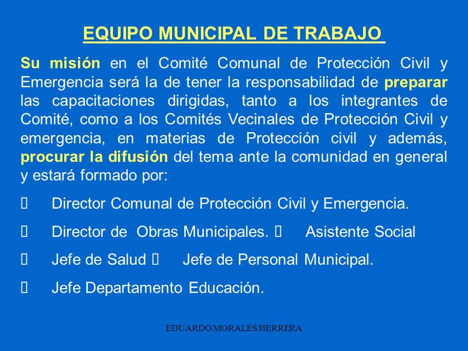 EQUIPO MUNICIPAL DE TRABAJO