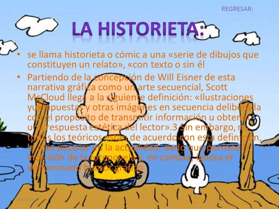 RECURSOS DIDACTICO DIGITAL DE LA HISTORIETA  ppt descargar