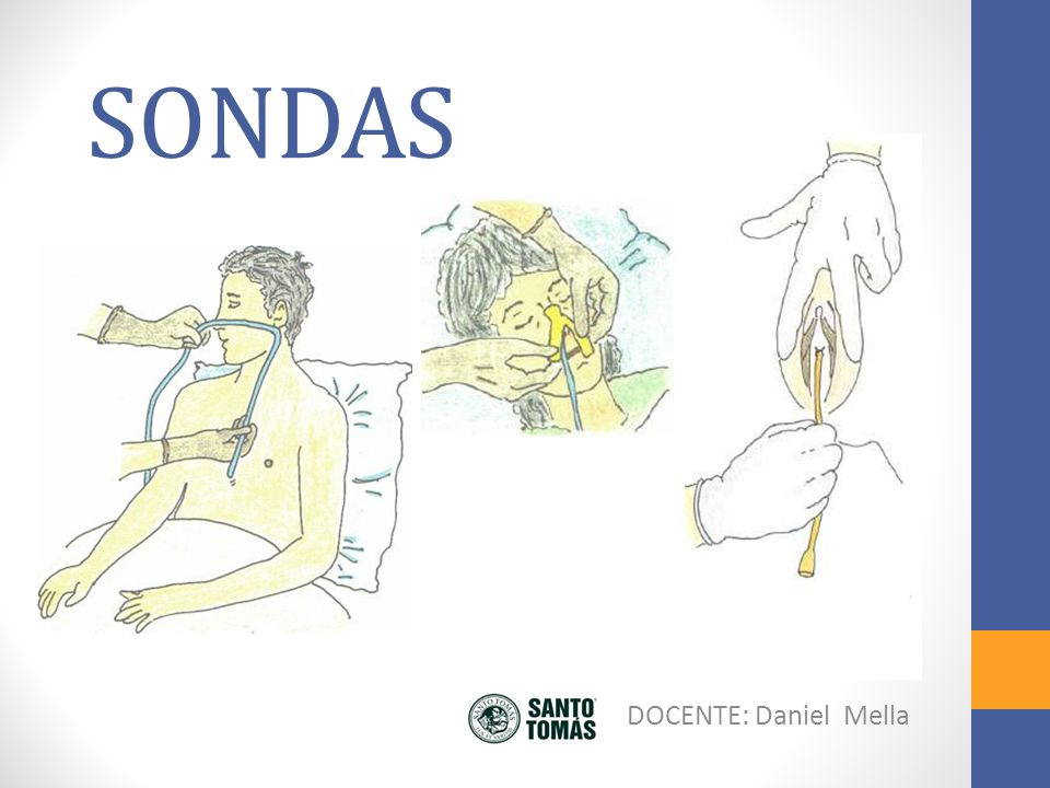 SONDAS DOCENTE: Daniel Mella