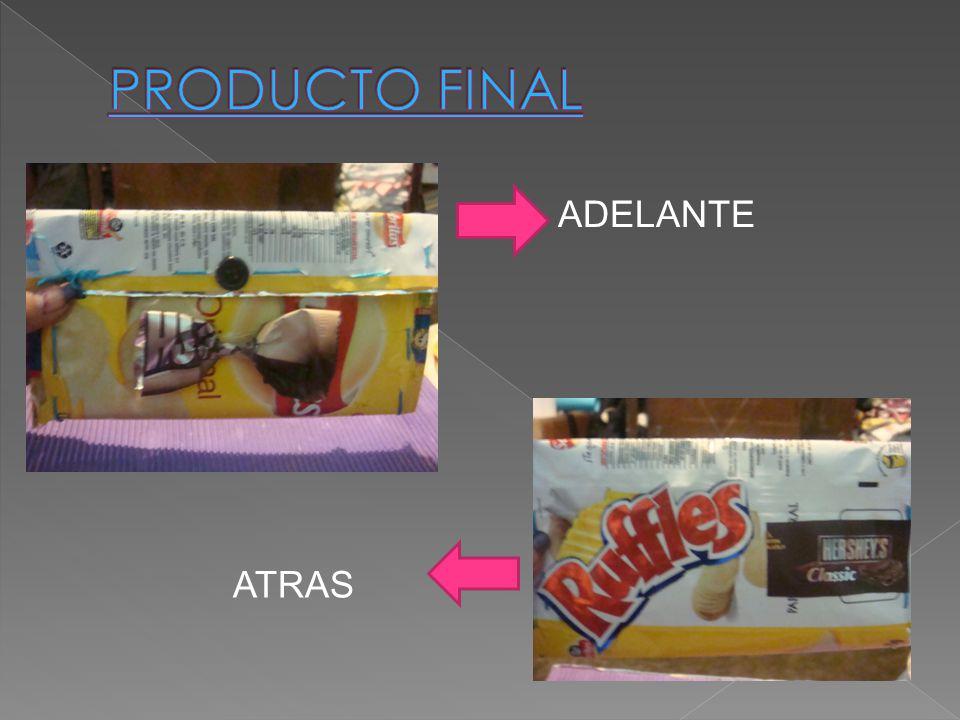 PRODUCTO FINAL ADELANTE ATRAS