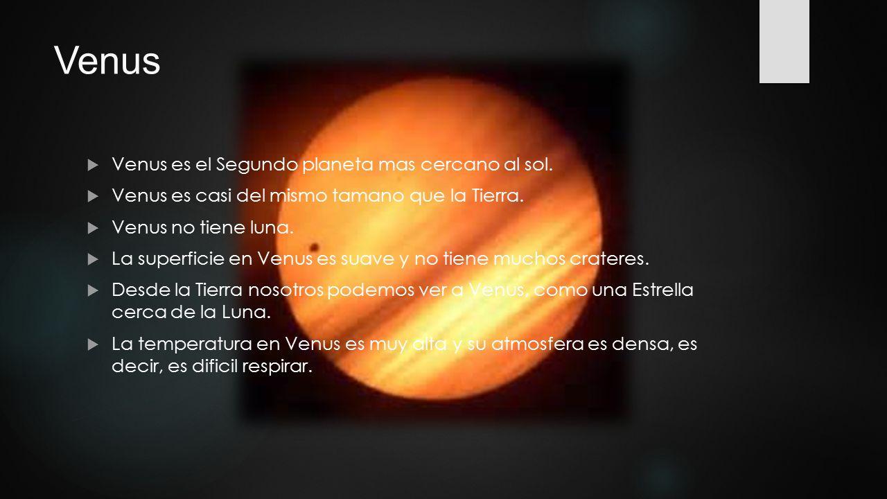 El sistema solar ppt video online descargar for En 1761 se descubrio la de venus