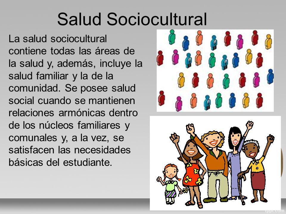 Salud Sociocultural