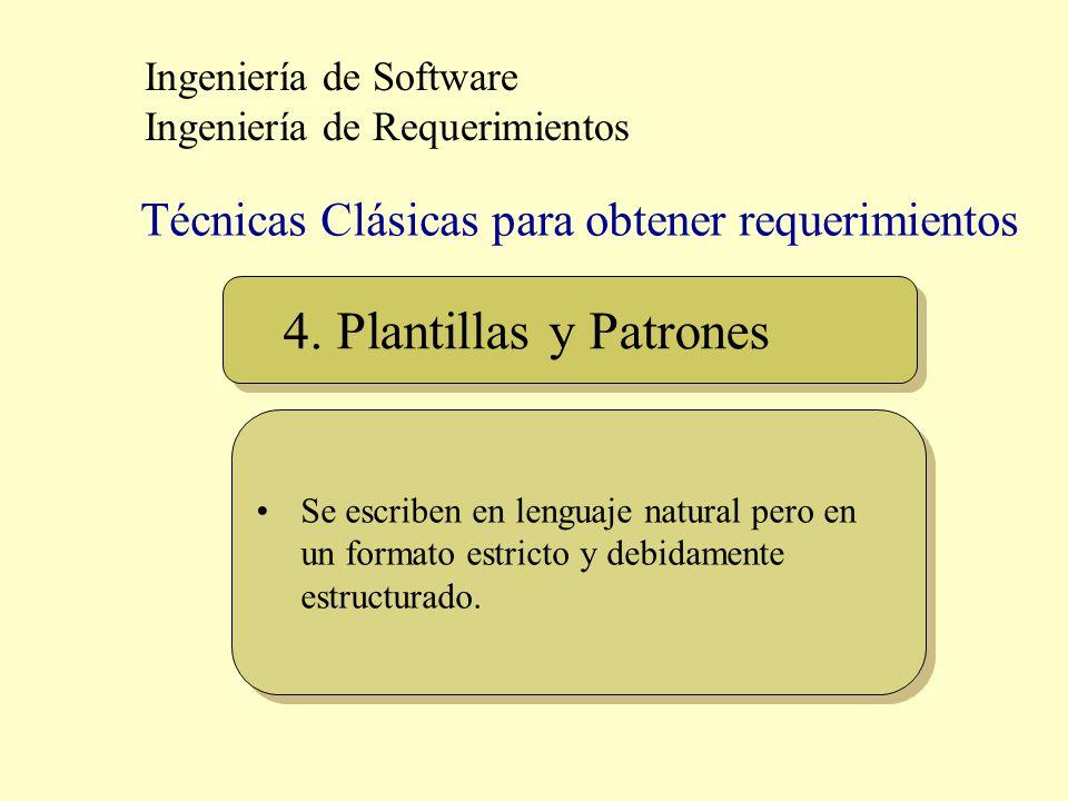 El Concepto de Requerimiento - ppt descargar