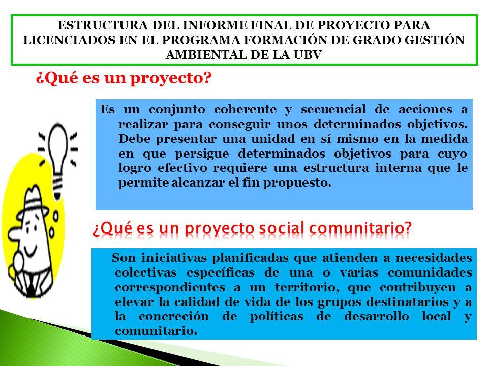 Universidad bolivariana de venezuela ppt descargar for Proyecto social comedor comunitario