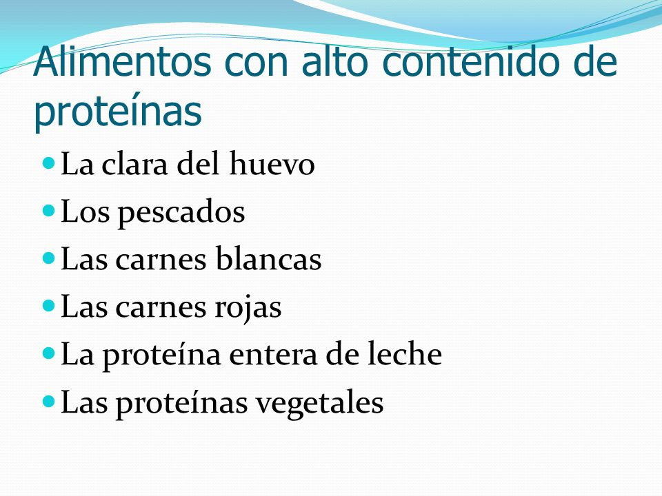 Generalidades de las proteinas ppt video online descargar - Alimentos con alto contenido en acido urico ...