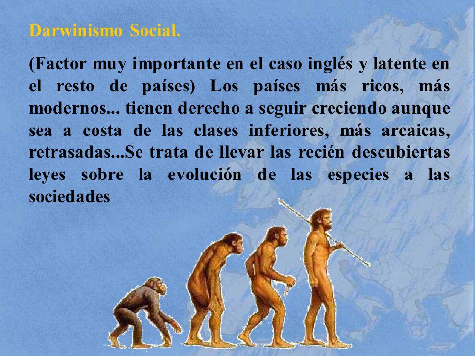 Darwinismo Social.