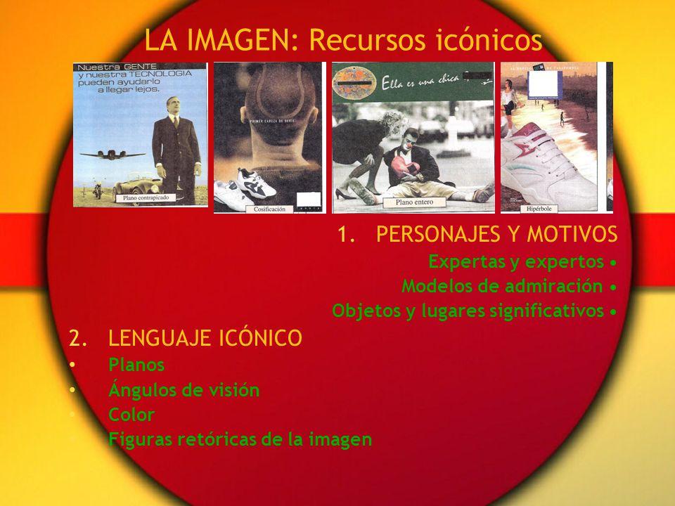 LA IMAGEN: Recursos icónicos