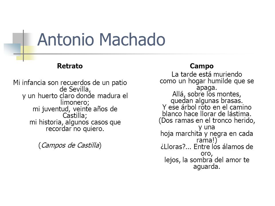 12 Antonio Machado Retrato