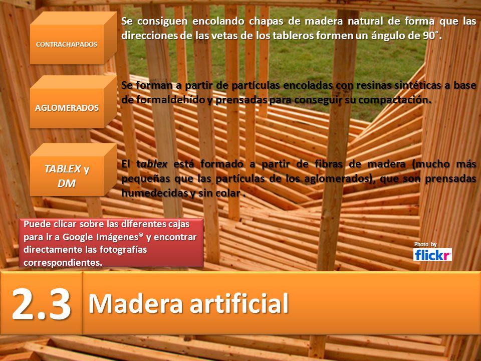 Materiales no met licos secciones el pl stico la madera la for Que son las vetas de la madera