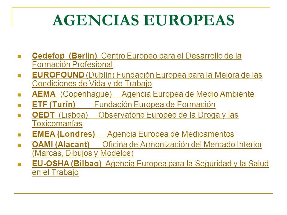 El policy making europeo multinivel y multiforme ppt for Oficina virtual de formacion profesional para el empleo