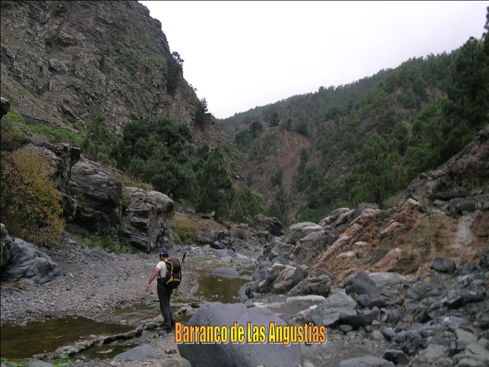 Barranco de Las Angustias