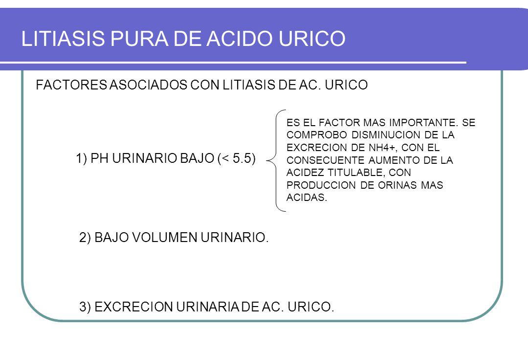 Acido urico plasmatico bajo leer m s art culos gu as consejos m dicoss - Alimentos con alto contenido en acido urico ...