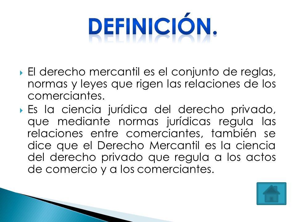 Ndice definici n tipos de derecho caracter sticas for Que es el comercio interior