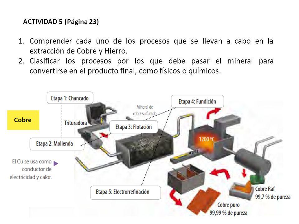 Unidad i transformaciones de la materia ppt descargar 21 actividad urtaz Images