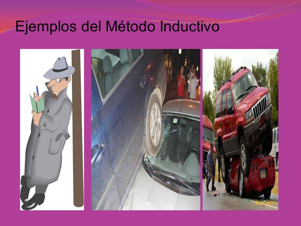 Ejemplos del Método Inductivo