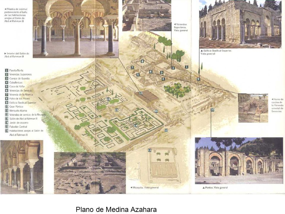 Arquitectura y decoraci n ppt descargar - Medina azahara decoracion ...