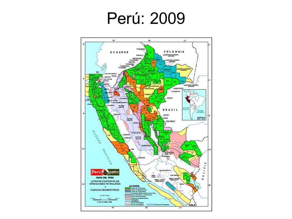 Perú: 2009