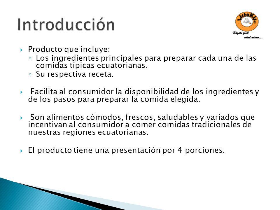 Kits de comidas t picas ecuatorianas ppt descargar for Introduccion a la gastronomia pdf
