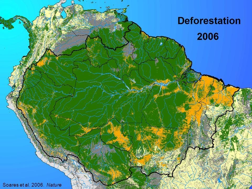 Soares et al. 2006. Nature 36