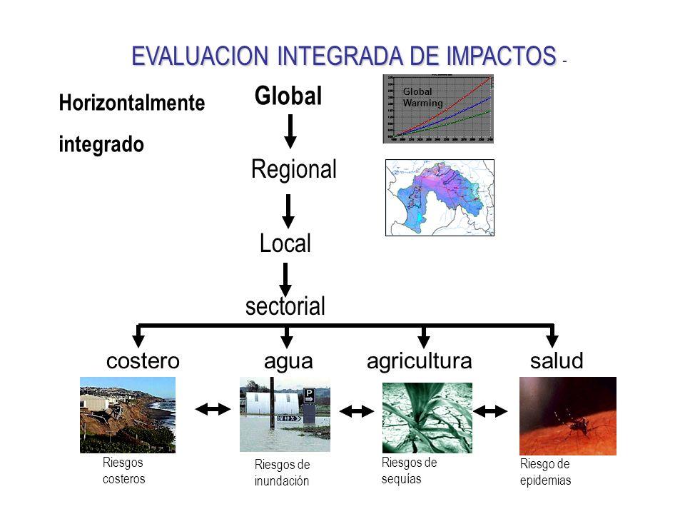 EVALUACION INTEGRADA DE IMPACTOS -