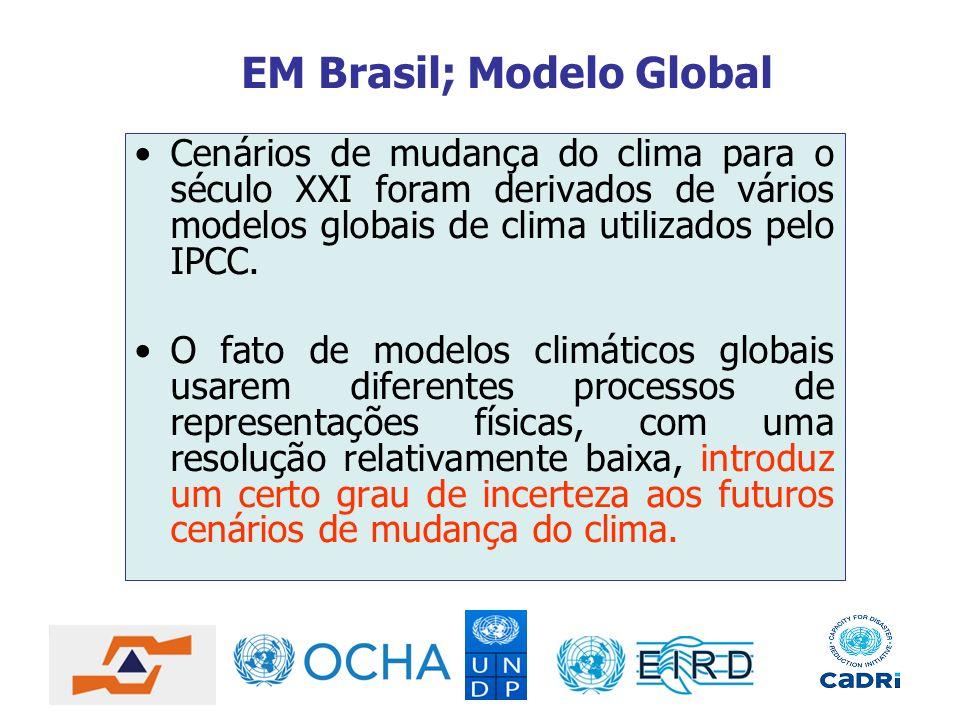 EM Brasil; Modelo Global