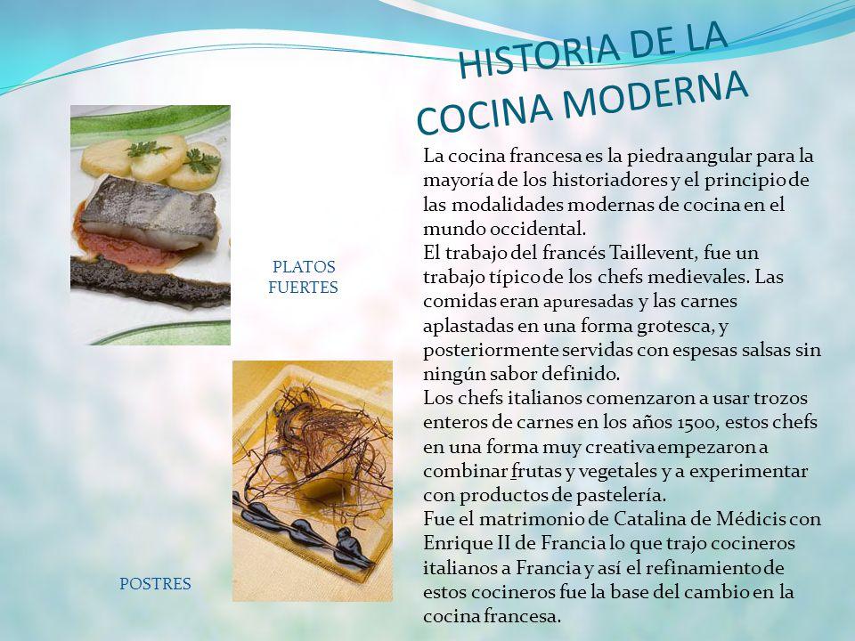 Historia de la cocina en la edad media ppt video online for Platos fuertes franceses