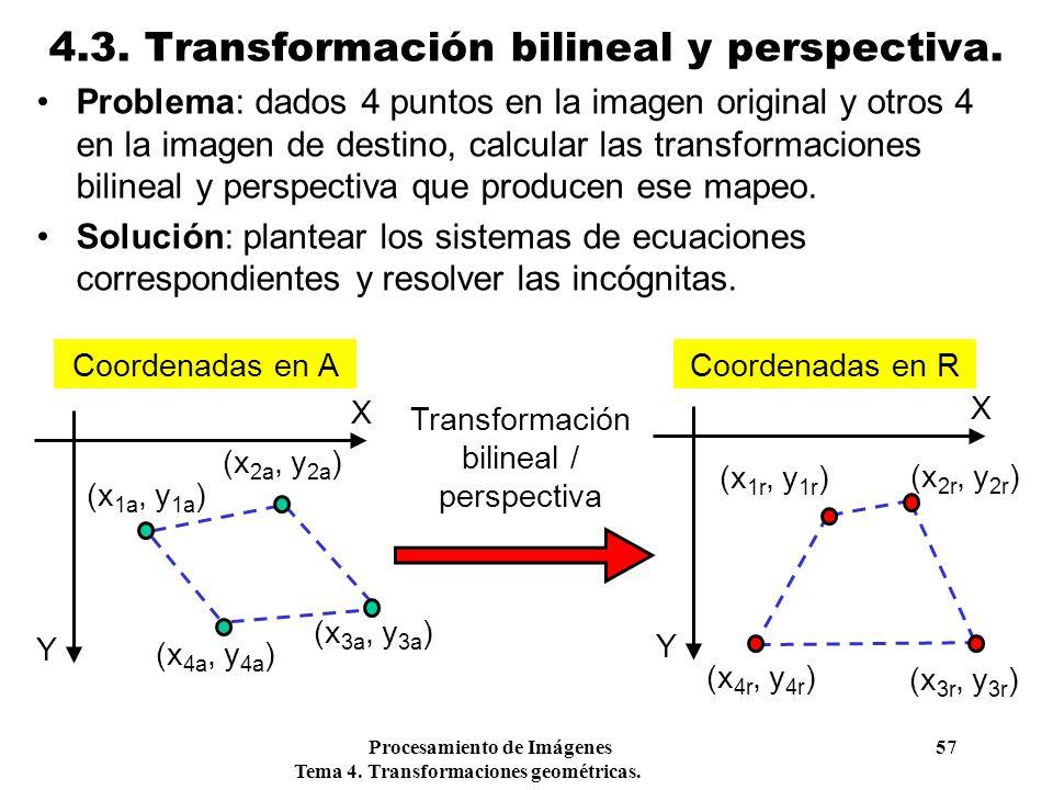 Magnífico Hoja De Cálculo De Transformaciones GeometrÃa Cresta ...