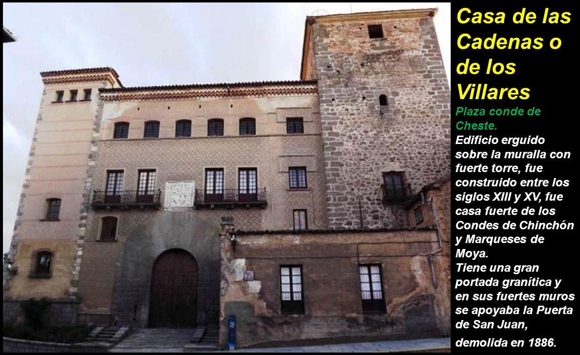 Casas y palacios blasonados de segovia jca ppt video for Casa online