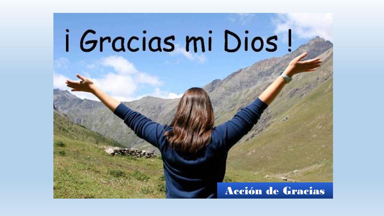 Acción de Gracias Acción de Gracias