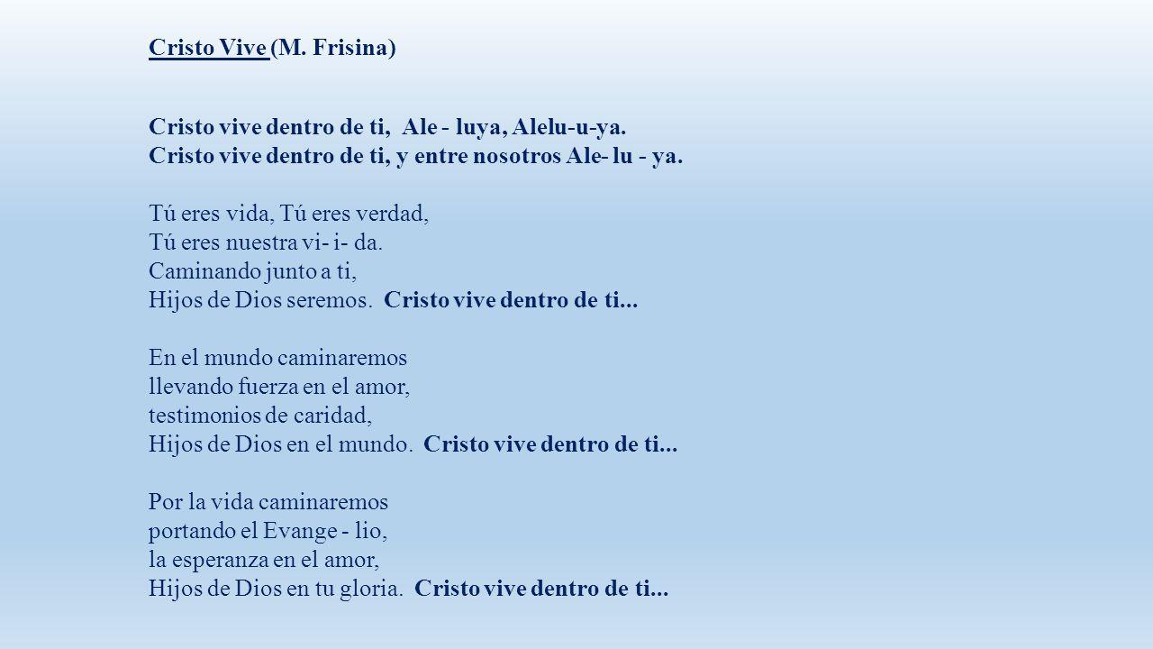 Cristo Vive (M. Frisina)