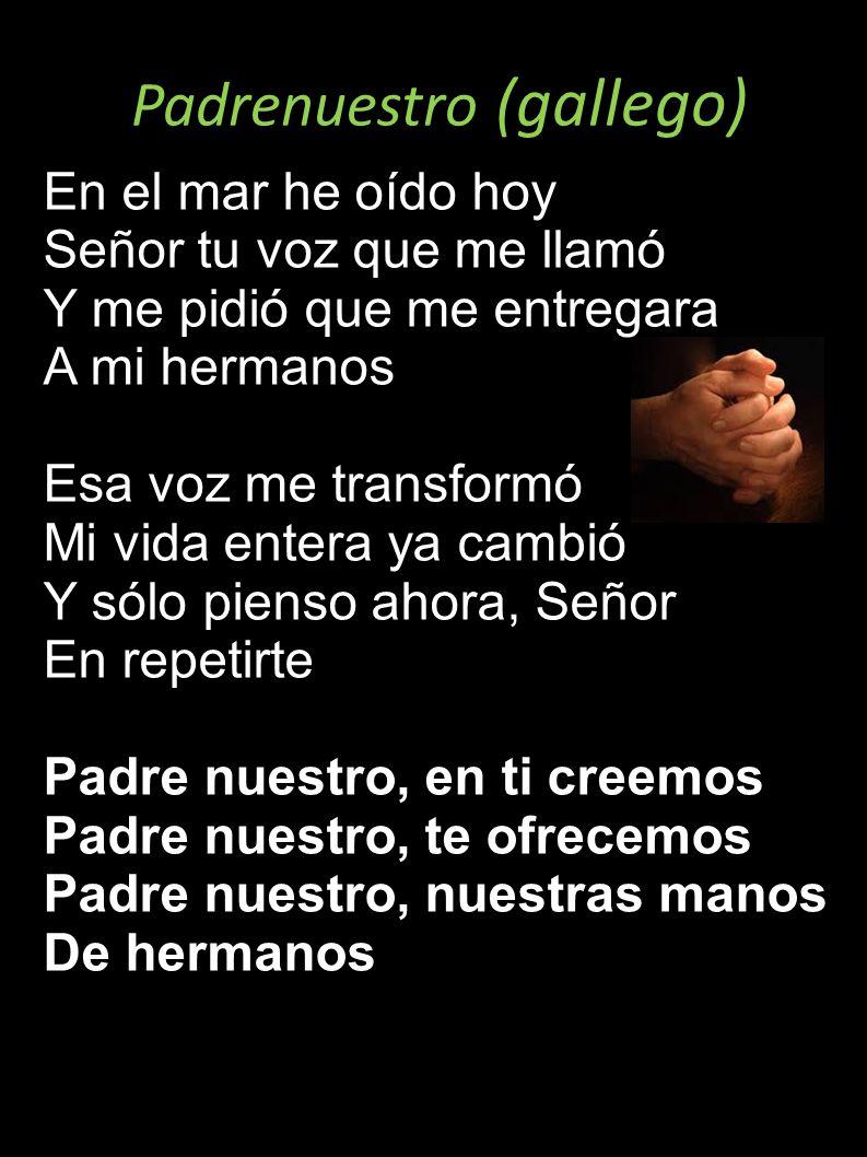Padrenuestro (gallego)