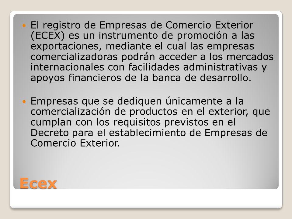 Programa Ecex Rafael Calvillo Olivera Felipe Gonz Lez Quintero Ppt Descargar