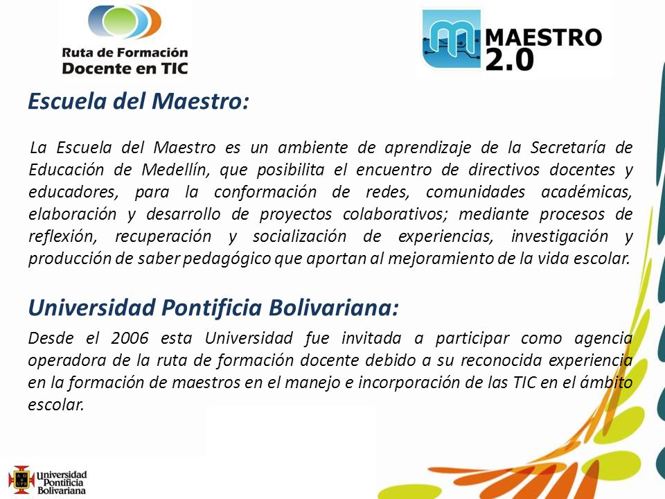 Universidad Pontificia Bolivariana: