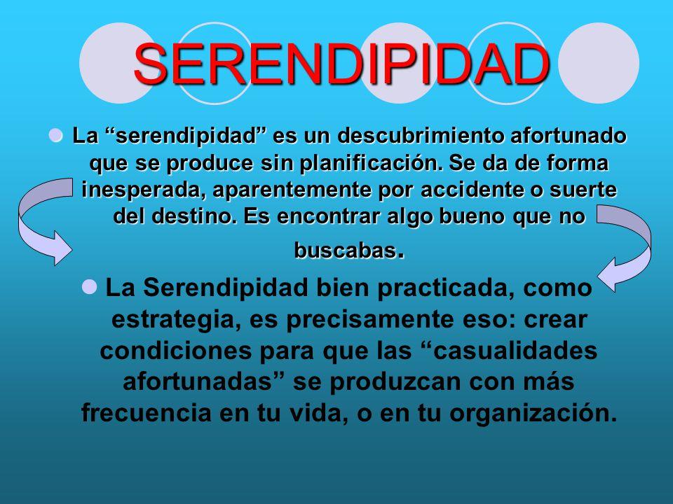 SERENDIPIDAD
