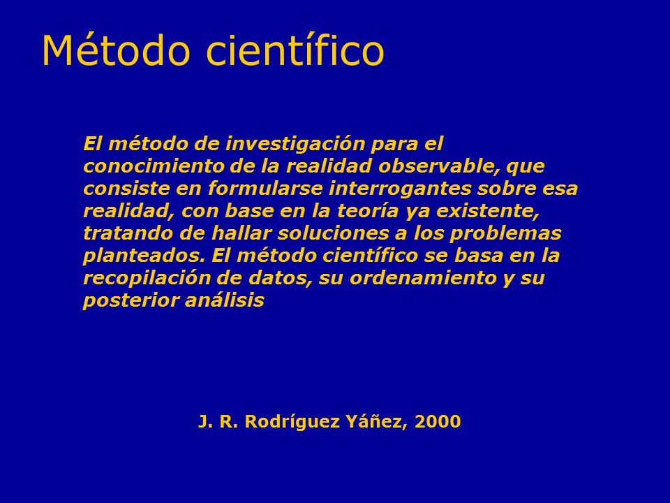 Zoolog a de vertebrados ppt video online descargar for En que consiste el metodo cientifico