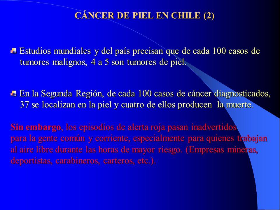 CÁNCER DE PIEL EN CHILE (2)