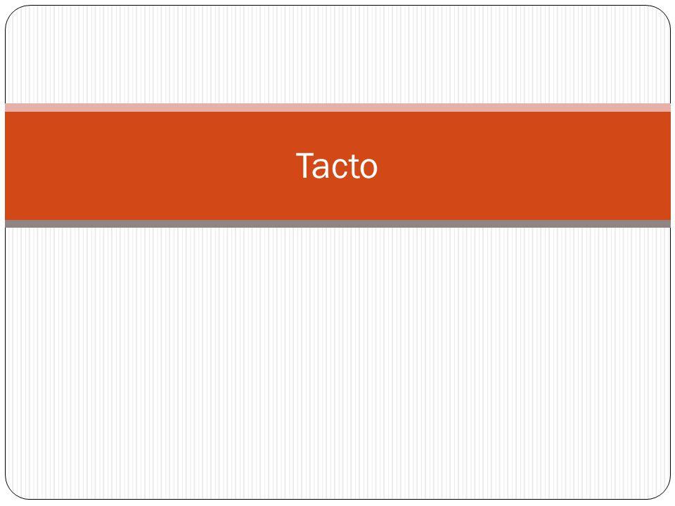 Tacto