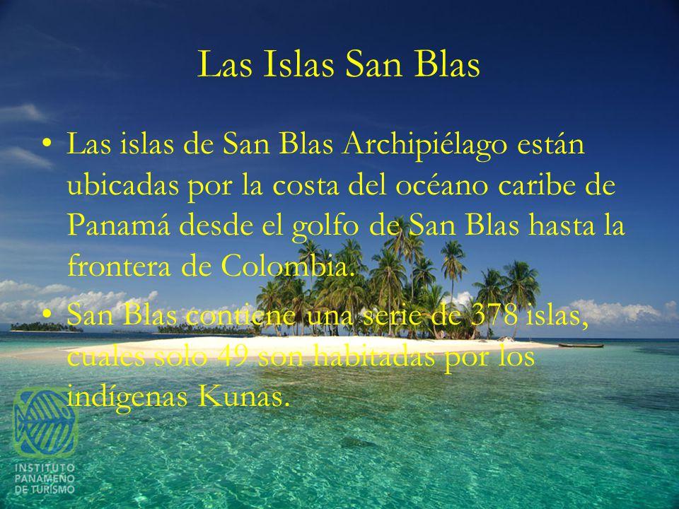 Las Islas San Blas