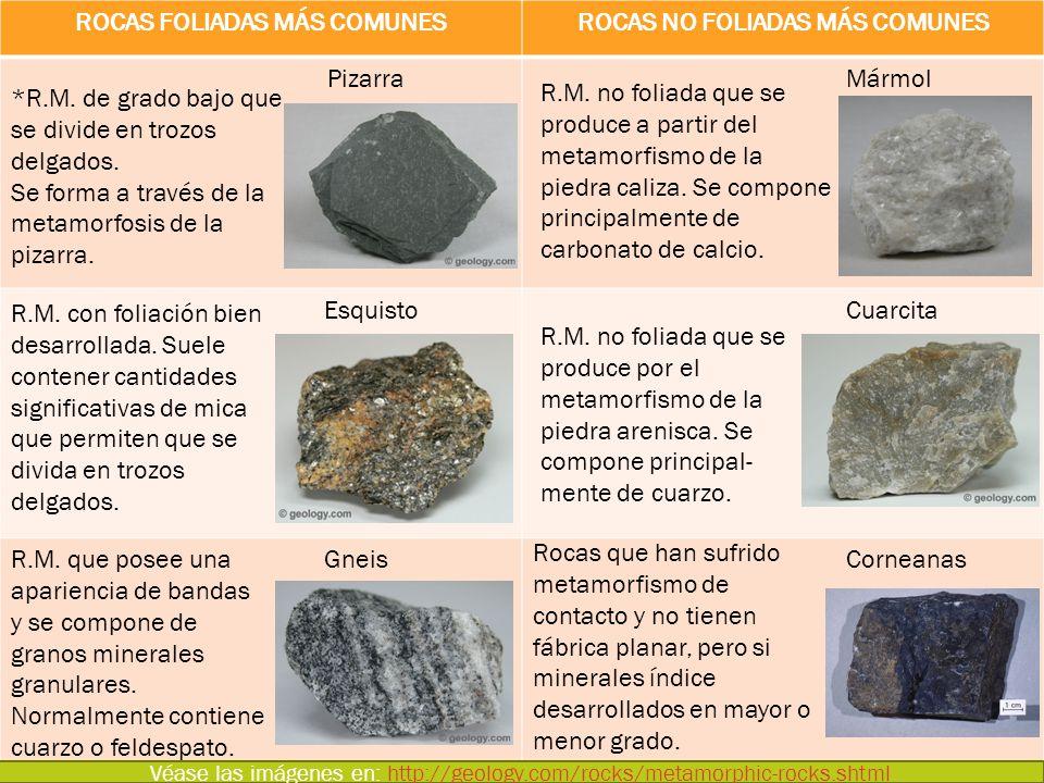 Metamorfismo y rocas metam rficas ppt video online descargar for Clasificacion del marmol