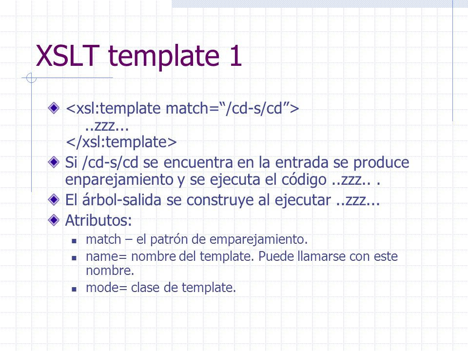Xml 2 xslt xpath kostadin koroutchev ppt descargar for Xsl apply templates mode