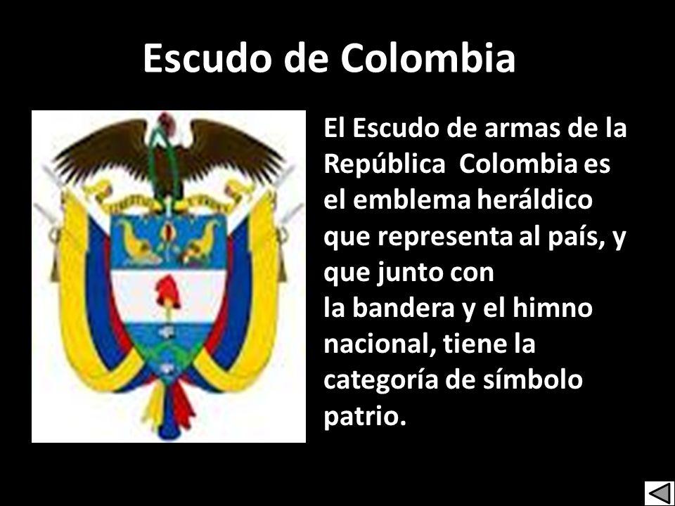 Bandera De Colombia Que Representa