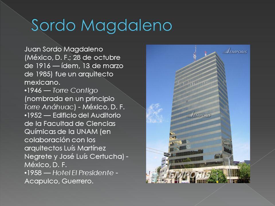 Arquitectos mexicanos ppt descargar for En que consiste la arquitectura
