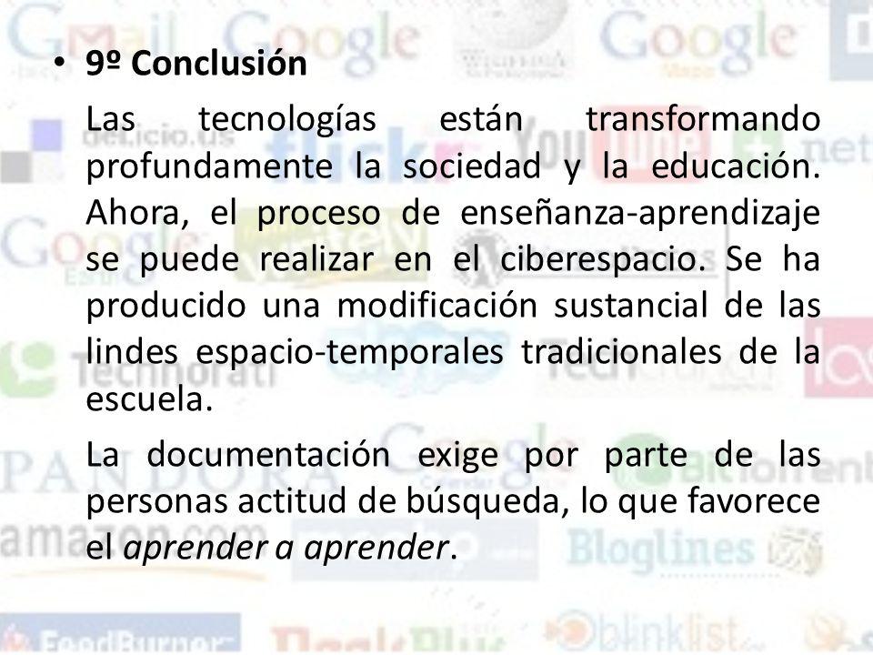 9º Conclusión